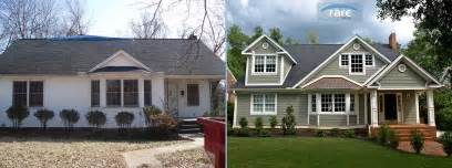 home design before and after greenville home remodel design before and after kupersmith front elevation