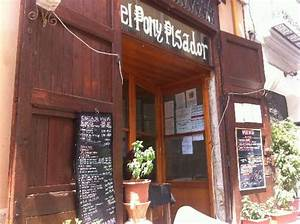 El Pony Pisador - authentic Spanish food · Nest Hostels ...