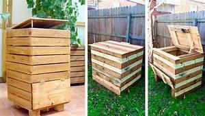 Comment fabriquer un composteur for Comment fabriquer un composteur exterieur