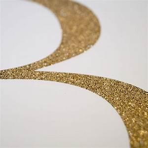 Bettwäsche Schwarz Gold : spiegel beauty schwarz gold glitzer wall ~ Buech-reservation.com Haus und Dekorationen
