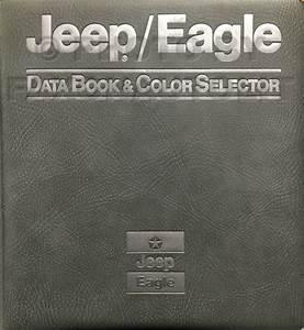 1989 Jeep Repair Shop Manual Reprint 3 Volume Set
