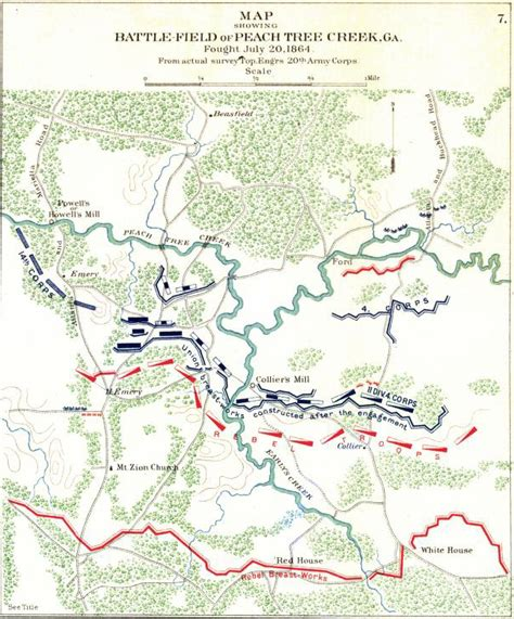 Battle of Peachtree Creek - Clio
