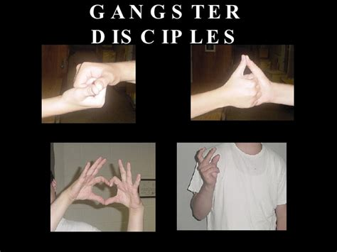 Gangster Disciples Hand Signals. Computer Decals. Asphyxiation Signs Of Stroke. Intimidating Signs. Puzzle Signs. Nighthawk Logo. Business Signs. Safety Topic Signs. Best Poster Website