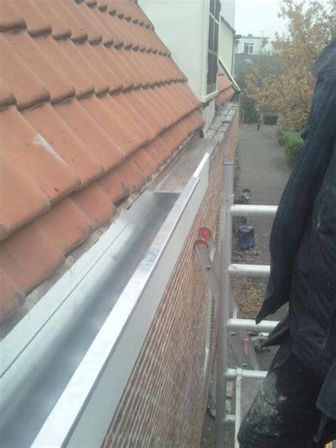 richtprijs dakgoot zink nieuwe dakgoten kostprijs aanbouw huis voorbeelden