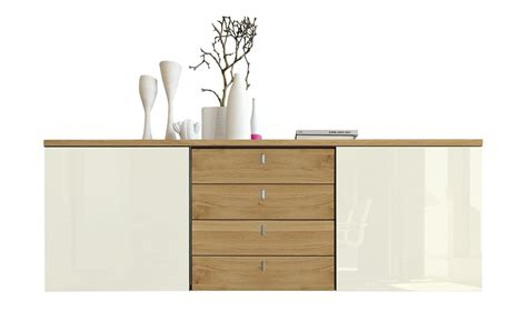 Sideboard Hülsta Now by Now By H 252 Lsta Sideboard H 252 Lsta Now Time Natureiche Wei 223
