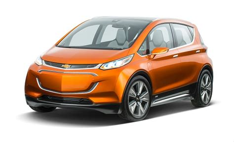 chevy bolt ev review range release date