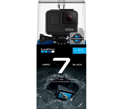 buy gopro hero black action camera delivery currys