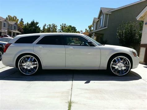 2007 Dodge Magnum For Sale by 2007 Dodge Magnum 6 Cylinders Auto For Sale In Patterson