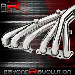 S  S Performance Racing Exhaust Header Manifold For 2001