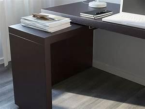 Schreibtisch Mit Ausziehplatte : ikea malm schreibtisch die solide ausstattung f r das b ro schwedenm bel ~ Markanthonyermac.com Haus und Dekorationen