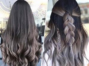 Couleur Cheveux Tendance : tendance couleur cheveux 2018 2019 ~ Nature-et-papiers.com Idées de Décoration