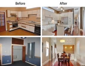 home design before and after before and after house remodel