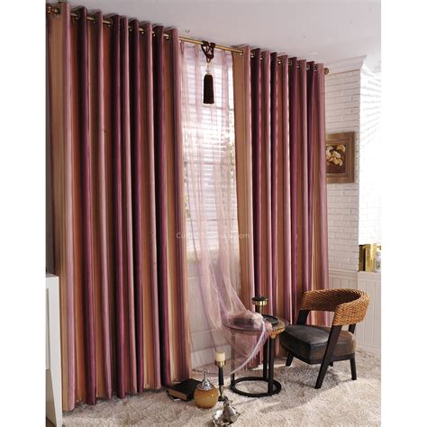 Colorful Printing Blackout And Thermal Designer Curtains
