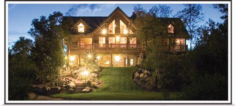 craftsman houses plans whisper creek log homes beautiful log homes from 39 000