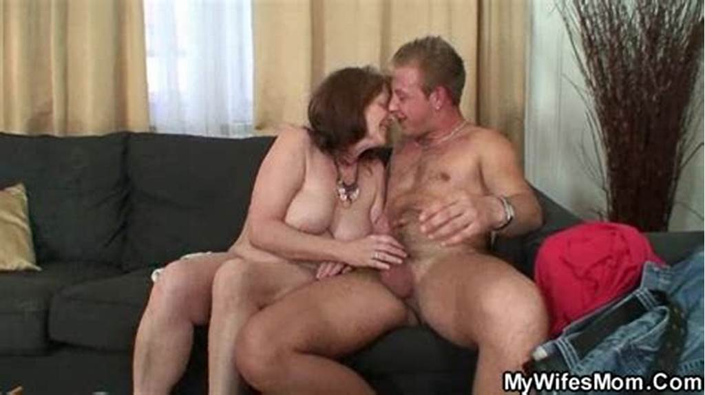 #His #Mother #In #Law #Gives #Up #The #Cunt