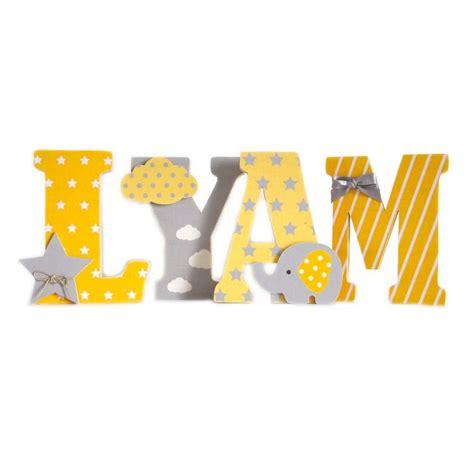 lettre decorative pour chambre bébé 78 idées à propos de prénom fille sur prenom