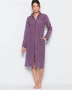 robe maille femme With robe de chambre maille polaire femme