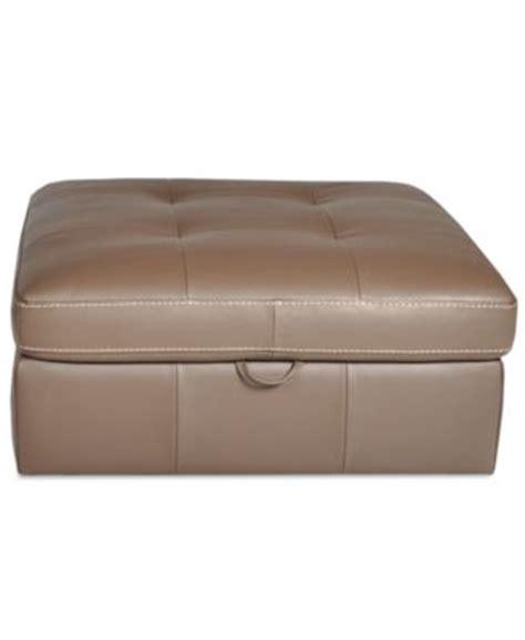 36 x 36 ottoman damon leather ottoman storage 48 quot w x 36 quot d x 17 quot h