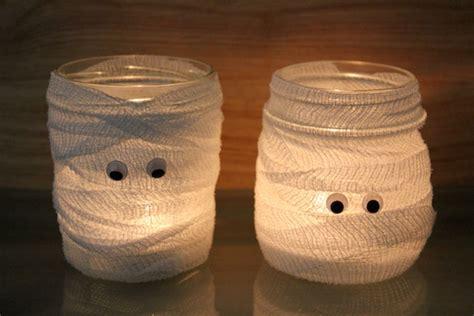 Windlicht Basteln Teelicht by Windlicht Quot Mumie Quot In 5 Minuten Selber Basteln