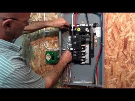 how to install a transfer switch for a portable generator this old house youtube standby