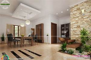 House Interiors By R It Designers Kerala Home Design And