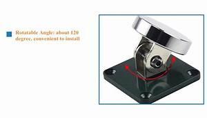 Wall  U0026 Floor Mount Adjustable Type Electromagnetic Door Holder
