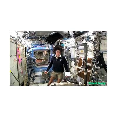 A Cool and Candid Look Inside the International Space Station Hosted by Astronaut Suni Williams