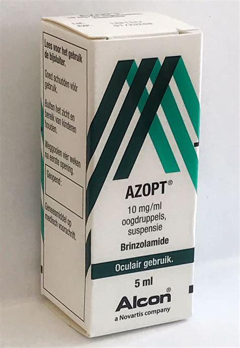 azopt augentropfen  mgml  flakon ml preiswert und