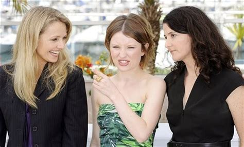 Emily Browning bares all in 'Sleeping Beauty' at Cannes ...