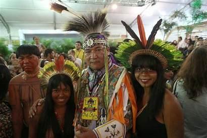 Indigenous Brazil Games Nation