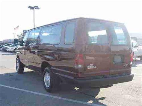 ford e series 2008 4 g owners manual purchase used 2008 ford e350 9 passenger cargo van extend lenght 39kmiles one owner work ready