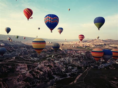 nature legend turkey cappadocia wallpapers hd desktop