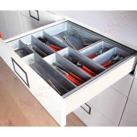 à couvert cuisine range couverts modulable recoupable tiroir accessoires de