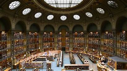 Library France Wallpapers Nationale 1920 Bibliotheque 1080