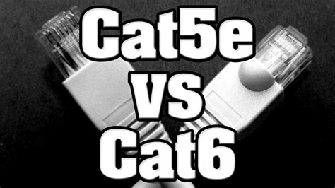 Cat5e Vs Cat6  Which Network Ethernet Cable Should I Use