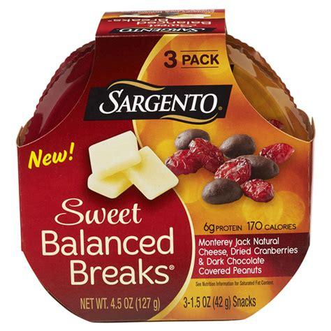 sargento sweet balanced breaks monterey jack natural