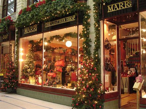 holiday store front financial hack