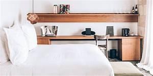 Aménagement Petite Chambre : gain de place petite chambre comment faire marie claire ~ Melissatoandfro.com Idées de Décoration