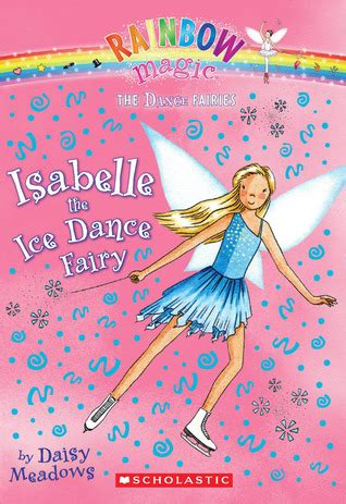 isabelle  ice dance fairy dance fairies   daisy
