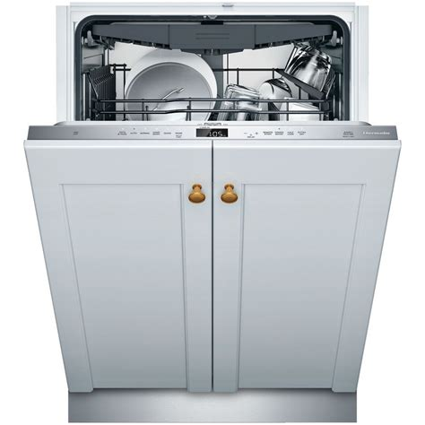 dwhdwpr thermador emerald panel ready integrated dishwasher panel ready jetson tv appliance