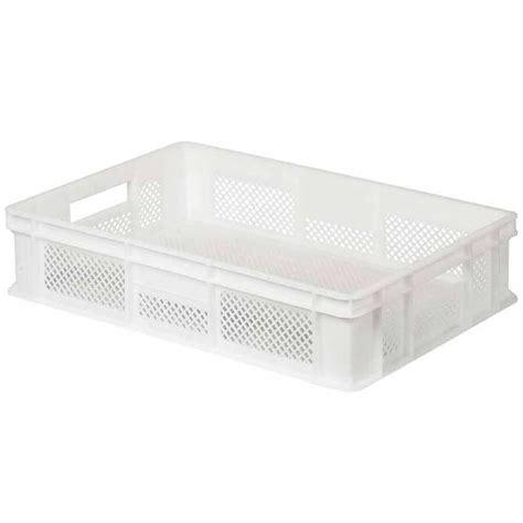 cassette di plastica cassetta service forata 24 litri socepi