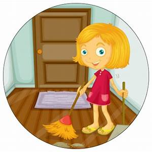 Sweeping The Floor Clipart - Cliparts Galleries