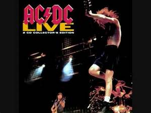 ac dc thunderstruck live 1991 youtube With acdc on itunes spotify still thunderstruck