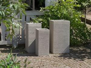 Blumentopf 70 Cm : blumentopf quadrat preisvergleich die besten angebote online kaufen ~ Whattoseeinmadrid.com Haus und Dekorationen