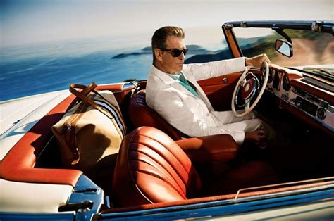 Brosnan Car by Brosnan Dandy In Auto D Epoca Style Style