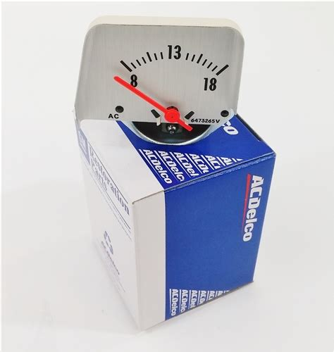 Camaro Console Gauge Voltmeter For Use