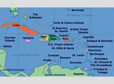 Discover Dominican Republic maps, Caribbean map and more