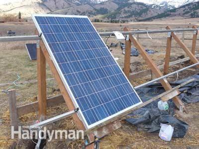 Diy Solar Power Projects  Family Handyman