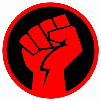 Power Fist Political Symbol Signs Wpclipart