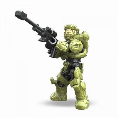 Unsc Spartan Enforcer Halo Fireteam Taurus Mega